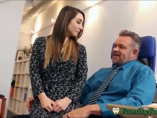 Daughters Dirty Secretary Experience With Stepfather
